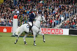Larocca Jose Maria, (ARG), Cornet Du Lys<br /> Rolex Grand Prix, The Grand Prix of Aachen<br /> Weltfest des Pferdesports Aachen 2015<br /> © Hippo Foto - Dirk Caremans<br /> 31/05/15