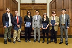 Yale College Faculty Prizes for Distinguished Undergraduate Teaching 2018