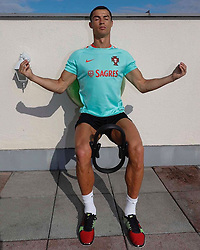 """Cristiano Ronaldo releases a photo on Instagram with the following caption: """"\ud83c\uddf5\ud83c\uddf9\ud83c\uddf5\ud83c\uddf9\ud83c\uddf5\ud83c\uddf9"""". Photo Credit: Instagram *** No USA Distribution *** For Editorial Use Only *** Not to be Published in Books or Photo Books ***  Please note: Fees charged by the agency are for the agency's services only, and do not, nor are they intended to, convey to the user any ownership of Copyright or License in the material. The agency does not claim any ownership including but not limited to Copyright or License in the attached material. By publishing this material you expressly agree to indemnify and to hold the agency and its directors, shareholders and employees harmless from any loss, claims, damages, demands, expenses (including legal fees), or any causes of action or allegation against the agency arising out of or connected in any way with publication of the material."""