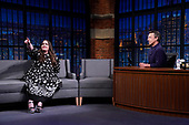 """May 12, 2021 - NY: NBC's """"Late Night With Seth Meyers"""" - Episode: 1145A"""