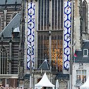 NLD/Amsterdam/20170504 - Nationale Herdenking 2017, Nieuwe Kerk