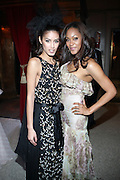 l to r: Jaslene Gonzalez and Shontelle at The Junior Smile Couture Event 2009 Benefiting Operation Smile In Association with the C.E.M Group held at Captiale on April 23, 2009 in New York City.