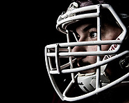 2016-10-31 McMaster Football Offensive Line