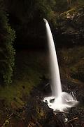 USA, Oregon, Silver Falls State Park, North Falls,