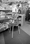16/3/1966<br /> 3/16/1966<br /> 16 March 1966<br /> <br /> Knights Castile Soap Display at Quinn Supermarket on Fingal St.
