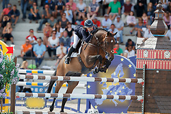 Lanni Matilda, GBR, Newbridge s Master Brown<br /> Children European Championships Jumping <br /> Samorin 2017© Hippo Foto - Dirk Caremans<br /> 12/08/2017