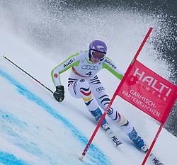 17.02.2011, Kandahar, Garmisch Partenkirchen, GER, FIS Alpin Ski WM 2011, GAP, Riesenslalom, im Bild // during Giant Slalom Fis Alpine Ski World Championships in Garmisch Partenkirchen, Germany on 17/2/2011. EXPA Pictures © 2011, PhotoCredit: EXPA/ M. Gunn