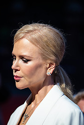 AU_1470049 - Sydney, AUSTRALIA  -  Nicole Kidman - Red Carpet Premiere for 'Destroyer' in Sydney.<br /> Destroyer is a 2018 American crime drama film directed by Karyn Kusama, from a screenplay by Phil Hay and Matt Manfredi. It stars Nicole Kidman, Toby Kebbell, Tatiana Maslany, Scoot McNairy, Bradley Whitford, and Sebastian Stan, and follows an undercover LAPD officer who must take out members of a gang, years after her case was blown.<br /> The film had its world premiere at the Telluride Film Festival on August 31, 2018 and was released on December 25, 2018 by Annapurna Pictures. At the 76th Golden Globe Awards, Kidman was nominated for Best Actress in a Motion Picture - Drama.<br /> <br /> Pictured: Nicole Kidman<br /> <br /> BACKGRID Australia 28 JANUARY 2019 <br /> <br /> BYLINE MUST READ: Brandon Voight / BACKGRID<br /> <br /> Phone: + 61 2 8719 0598<br /> Email:  photos@backgrid.com.au