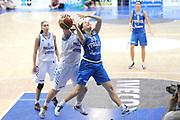 DESCRIZIONE : Latina Qualificazioni Europei Francia 2013 Italia Grecia<br /> GIOCATORE : Benedetta Bagnara<br /> CATEGORIA : tiro penetrazione stoppata<br /> SQUADRA : Nazionale Italia<br /> EVENTO : Latina Qualificazioni Europei Francia 2013<br /> GARA : Italia Grecia<br /> DATA : 11/07/2012<br /> SPORT : Pallacanestro <br /> AUTORE : Agenzia Ciamillo-Castoria/C.De Massis<br /> Galleria : Fip 2012<br /> Fotonotizia : Latina Qualificazioni Europei Francia 2013 Italia Grecia<br /> Predefinita :