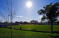 Scottsdale Stadium, 2010