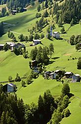 July 21, 2019 - Mountain Village In Dolomites, Italy (Credit Image: © Bilderbuch/Design Pics via ZUMA Wire)