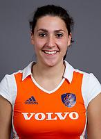 Den Bosch - 2012 Jong Oranje dames , U18, Malou  Pheninckx.  COPYRIGHT KOEN SUYK