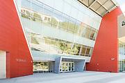 Saddleback College Science Building Front Entrance