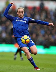 Everton's Tom Davies