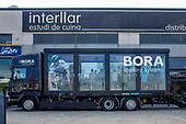 Interllar Girona. Bora Showcooking.