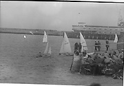 08/03/1964<br /> 03/08/1964<br /> 08 March 1964<br /> View of boating or sailing at Dún Laoghaire, Co. Dublin Dún Laoghaire,
