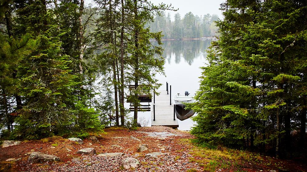 Fenske Lake, BWCA, Minnesota, 2015