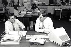Office, UK 1991
