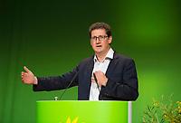 DEU, Deutschland, Germany, Berlin, 23.11.2018: Eamon Ryan, Co-Chair of Green Party / Comhaontas Glás (Ireland). Council of the European Green Party (EGP council) at Deutsche Telekom Representative Office.