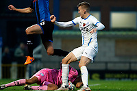 Mark Kitching. Rochdale AFC 1-2 Stockport County. Emirates FA Cup. 7.11.20