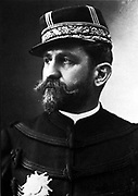 Georges Ernest Jean-Marie Boulanger (April 29, 1837 – September 30, 1891) was a French general and reactionary politician. At the apogee of his popularity in January 1889 many republicans including Georges Clemenceau saw the threat of a coup d'état by Boulanger and the establishment of a dictatorship.