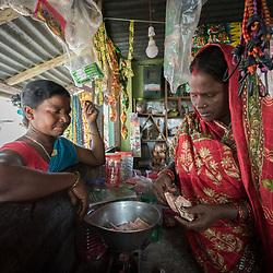 Santals & Dalits, Nepal
