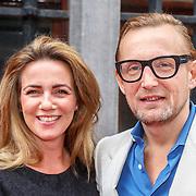 NLD/Amsterdam/20150625 - Opening the Dutchess Amsterdam, Bernhard Jr. en partner Annet Sekreve
