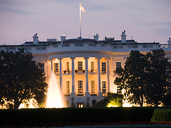 Washington DC USA: The White House, home of the US President.Photo copyright Lee Foster Photo # 1-washdc83312