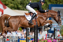 Smolders Harrie, NED, Nixon van't Meulenhof<br /> FEI WBFSH Jumping World Breeding Championship for Young Horses<br /> Lanaken 2019<br /> © Hippo Foto - Dirk Caremans<br />  22/09/2019