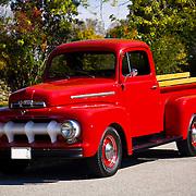 1951 Mercury M 1 Pickup Truck