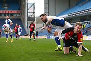 Blackburn Rovers v Coventry City 270221