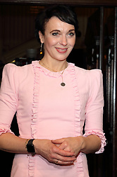 May 29, 2019 - London, United Kingdom - Amanda Abbington at The Starry Messenger Press Night at the Wyndhams Theatre, Leicester Square (Credit Image: © Keith Mayhew/SOPA Images via ZUMA Wire)