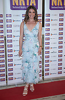 Chloe Hewitt at the National Reality TV Awards in Porchester Hall  london photo by Brian Jordan