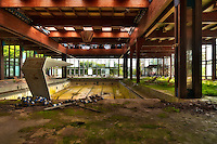Grossinger's Abandoned Resort Liberty NY Catskills New York.