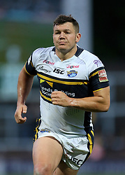 Leeds Rhinos Brett Ferres during the Ladbrokes Challenge Cup, quarter-final match at Headingley Carnegie Stadium, Leeds. PRESS ASSOCIATION Photo. Picture date: Friday June 16, 2017. See PA story RUGBYL Leeds. Photo credit should read: Richard Sellers/PA Wire. RESTRICTIONS: Editorial use only. No commercial use. No false commercial association. No video emulation. No manipulation of images.