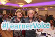 Attending The National FET Learner Forum Regional Meeting in the Abbey Hotel, Roscommon on Wednesday were Anthonine Winston Roscommon Town and Tom Haroldson Athlone.  Photo:- XPOSURE.IE