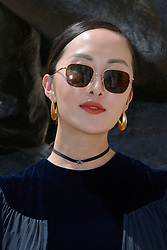 Chriselle Lim attending the Christian Dior Haute Couture Paris Fashion Week Fall/Winter 2018/19 held at Musee Rodin in Paris, France on july 02, 2018. Photo by Aurore Marechal/ABACAPRESS.COM