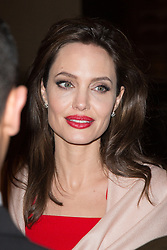 Angelina Jolie leaving Guerlain Store after advertising on January 30, 2018 in Paris, France. Photo by Nasser Berzane/ABACAPRESS.COM