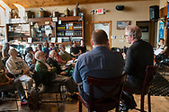 Bethel, New York -The Weekend of Chamber Music held a Music Talks program at the Catskill Distilling Company with composer-in-residence Jesse Benjamin Jones on July 20, 2017.