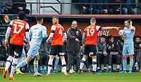 Leeds United manager Marcelo Bielsa shouts instructions to his team from the technical area<br /> <br /> Photographer Alex Dodd/CameraSport<br /> <br /> The EFL Sky Bet Championship - 191123 Luton Town v Leeds United - Saturday 23rd November 2019 - Kenilworth Road - Luton<br /> <br /> World Copyright © 2019 CameraSport. All rights reserved. 43 Linden Ave. Countesthorpe. Leicester. England. LE8 5PG - Tel: +44 (0) 116 277 4147 - admin@camerasport.com - www.camerasport.com