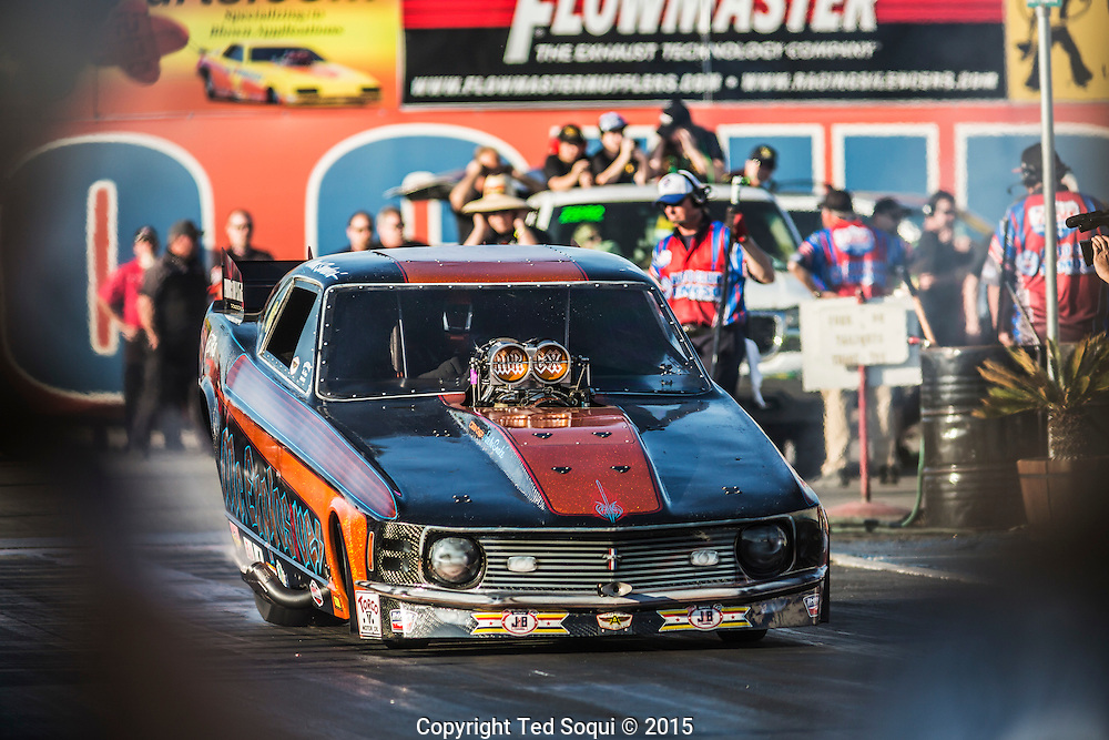 March Meet 2015 drag races at the Auto Club Famoso Raceway.
