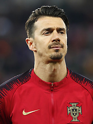 Jose Fonte of Portugal during the International friendly match match between Portugal and The Netherlands at Stade de Genève on March 26, 2018 in Geneva, Switzerland