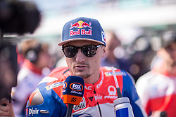 October 28, 2018 - Melbourne, Victoria, AUSTRALIE - JACK MILLER - AUSTRALIAN - ALMA PRAMAC RACING - HONDA (Credit Image: © Panoramic via ZUMA Press)