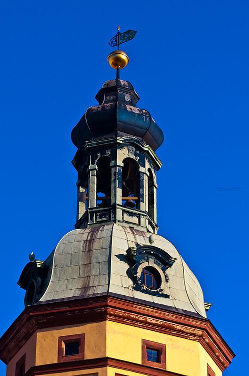 Altes Rathaus (Old City Hall), Markt (Market Square), Leipzig, Saxony, Germany