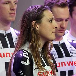 04-01-2018: Wielrennen: Presentatie Team Sunweb: Berlijn<br />Lucinda Brand