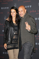 © Licensed to London News Pictures. 03/09/2014, UK. John Varvatos; Joyce Varvatos, John Varvatos - Flagship European London store launch party, Conduit Street, London UK, 03 September 2014. Photo credit : Richard Goldschmidt/Piqtured/LNP