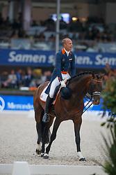 Minderhoud Hans Peter, NED, Glock's Johnson TN<br /> CDI 5* Grand Prix Kur<br /> CHIO Rotterdam 2017<br /> © Dirk Caremans<br /> 24/06/2017