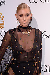 Elsa Hosk attending the de Grisogono party ahead the 70th Cannes Film Festival, at Eden Roc Hotel in Antibes, France on May 23, 2017. Photo Julien Reynaud/APS-Medias/ABACAPRESS.COM