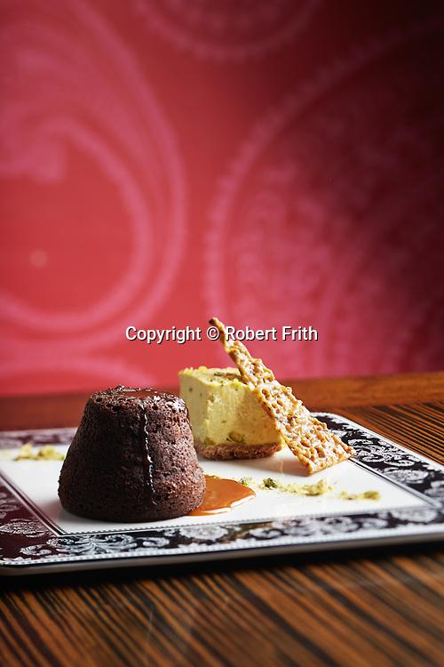 Sticky date pudding, vanilla ice cream, toffee sauce