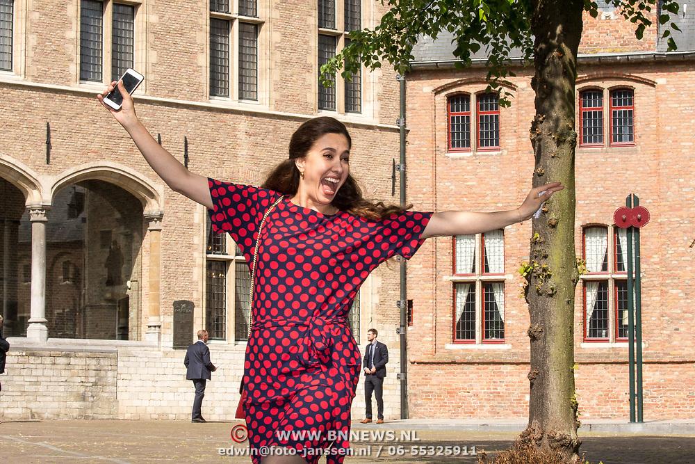 NLD/Middelburg/20180516 -Four Freedom Awards 2018, Fidan Ekiz